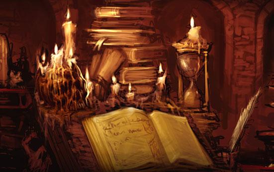 lore book