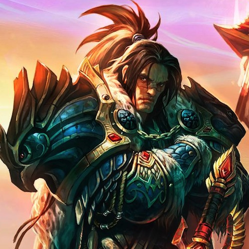 King Varian Wrynn